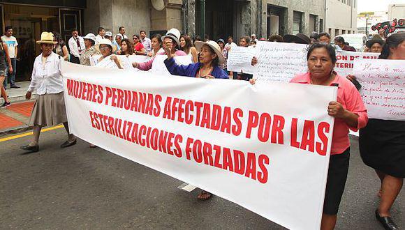 Las esterilizaciones forzadas en el Perú se llevaron a cabo entre 1996 y 2000. (Foto: GEC)