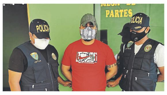 """Carlos Herrera posee una orden de prisión preventiva por el caso de los diez """"servicios fantasmas""""."""