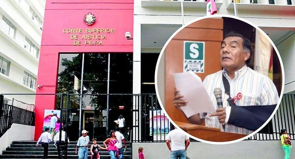Confirman condena contra exalcalde de Catacaos