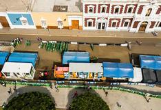 COVID-19: Prometen agilizar recargas de oxígeno en Trujillo