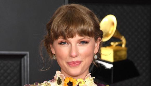 Taylor Swift volverá a la actuación. (Foto: KEVIN MAZUR/AFP).