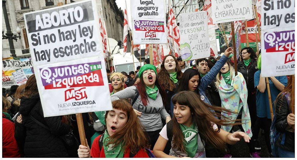 ¿En qué países de Latinoamérica es permitido el aborto y en qué casos?