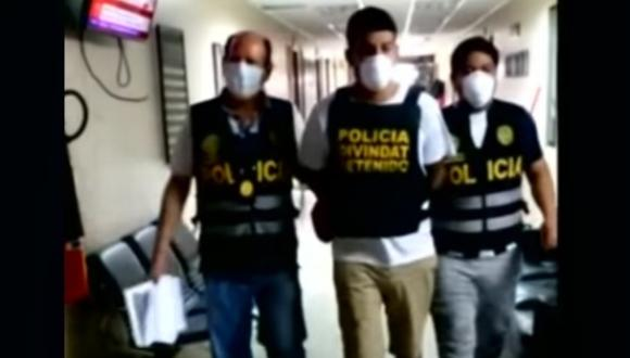 Sujeto robó CTS a mujer a través de fraude financiero (Foto: captura video Latina)