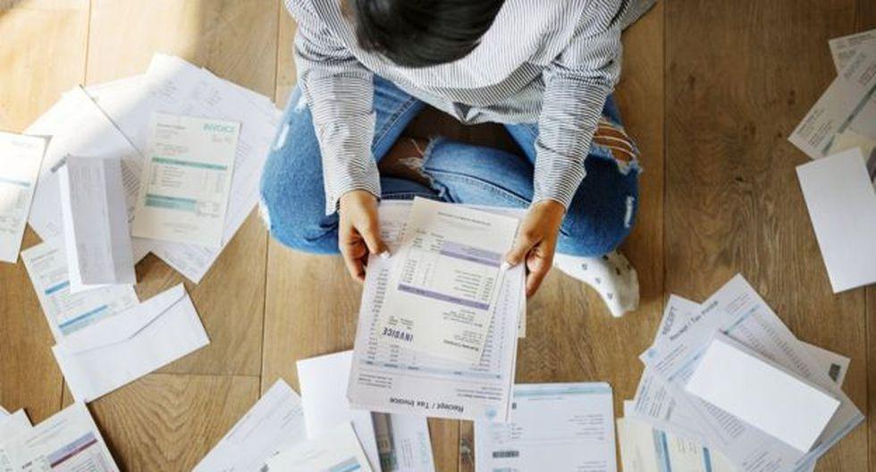 El método de la avalancha apunta a pagar primero la deuda que tiene la mayor tasas de interés. ( Foto: GETTY IMAGES)