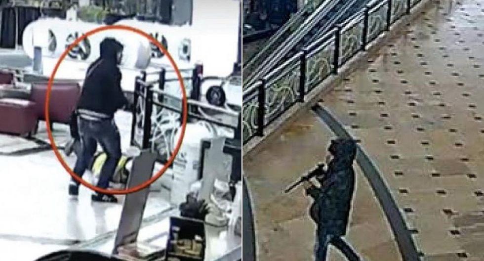 Jockey Plaza: Fugó de penal y dirigió robo a joyería