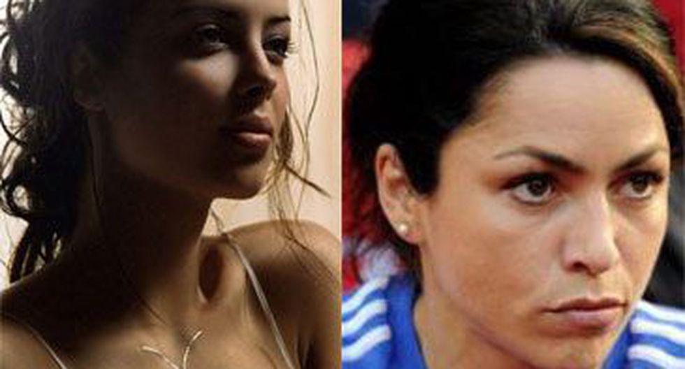 La sexy foto de doctora del Chelsea Eva Carneiro es falsa