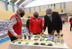 Qali Warma amplia atención para 10 mil escolares de intercambio en Arequipa