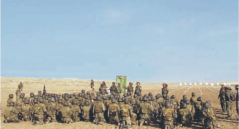 Acusan a dos soldados de abusar sexualmente de una oficial del Ejército
