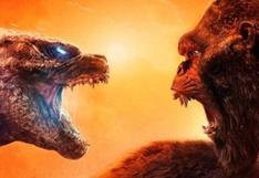 """Godzilla vs. Kong"" permanece en la cima de taquillas por tercera semana"