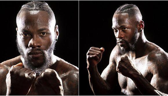 """Deontay Wilder genera polémica por su comentario: """"El boxeo es el único deporte donde puedes matar a alguien"""""""