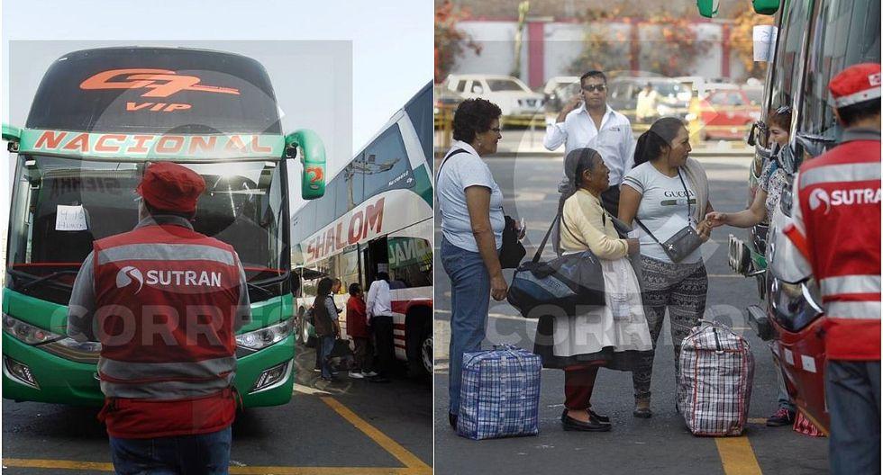 Informalidad reina en exteriores de terminal Yerbateros (FOTOS)