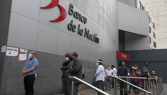 El MEF emitió el reglamento de la Ley que regula la Cuenta DNI. El Banco de la Nación podrá cerrar las cuentas en caso que estas sean utilizadas en actividades ilegales. (Foto: Andrés Paredes / GEC)