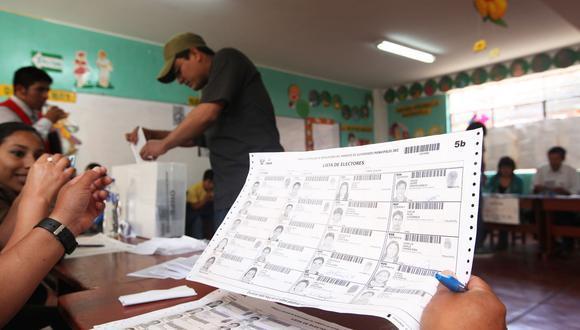 A menos de un mes para las elecciones presidenciales del año 2021 en el Perú, conoce aquí dónde emitirás tu voto el próximo domingo 11 de abril (Foto: ONPE)