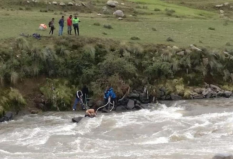Desconsuelo tras desaparición de 11 personas en Cusco