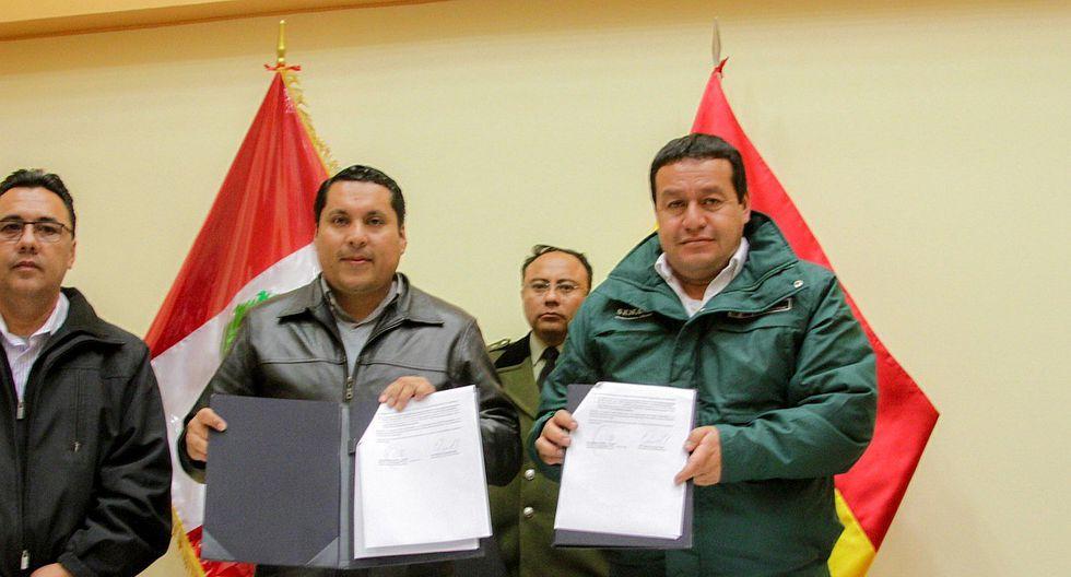 Perú y Bolivia retoman relación comercial para acceso de productos agropecuarios