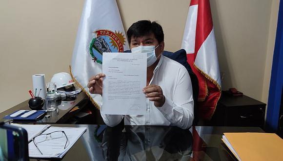Covid-19: Asociación de alcaldes distritales solicitan a la comuna de Ica dar ivermectina
