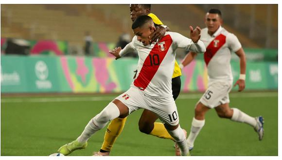 Perú perdió 0-2 con Jamaica y quedó eliminado de los Juegos Panamericanos Lima 2019