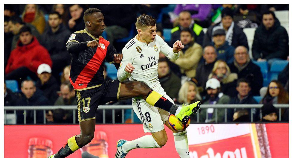 Luis Advíncula: Rayo Vallecano descendió a Segunda División tras la victoria del Valladolid