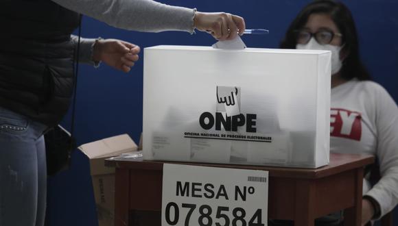 Este 6 de junio se llevó a cabo la segunda vuelta de las elecciones presidenciales en el Perú. (Foto: GEC)