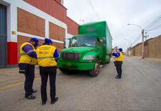 Camiones infractores con los días contados: Municipalidad de Lima fiscalizará varios distritos