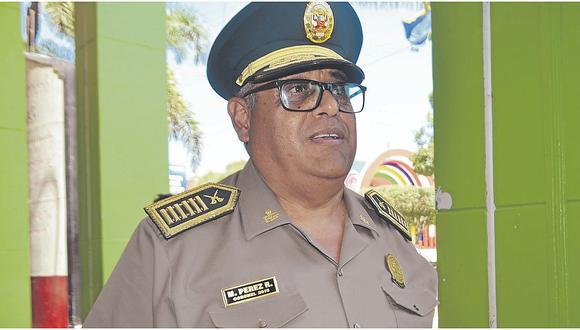 Jefe de la Región Policial de Tumbes niega contacto con Edwin Donayre