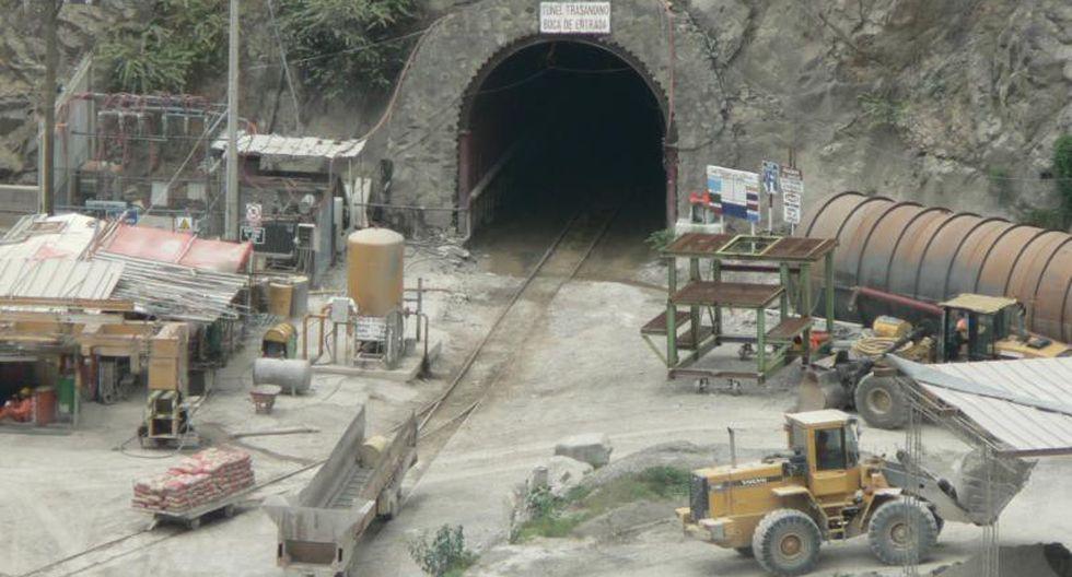 Congreso declara de necesidad pública Túnel Trasandino del Centro