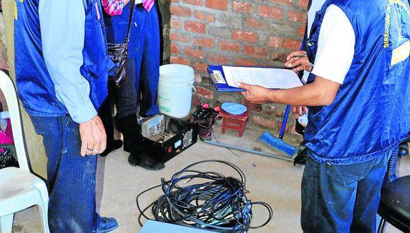 Identifican 19 radios 'pirata' en Ayacucho