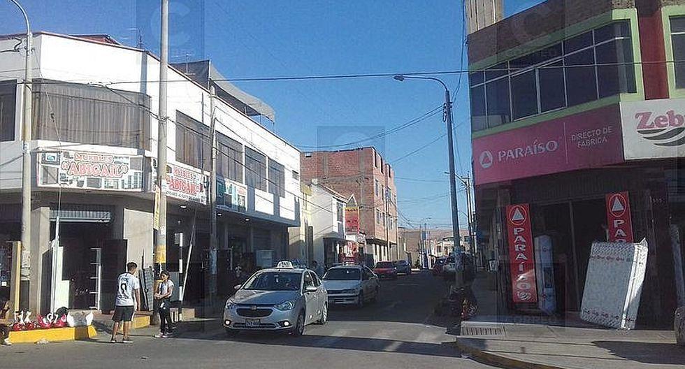 Con armas de fuego asaltan a cambistas en Tacna