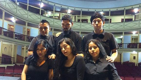 """Grupo Rayku estrena su obra """"Corazones Rojos"""" en el Teatro Municipal"""