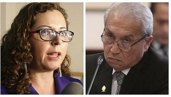 Rosa Bartra se reunió con fiscal de la Nación Pedro Chávarry un día antes de audiencia de Keiko