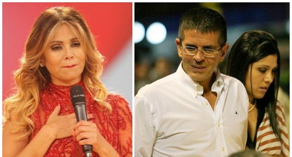Gisela Valcárcel reveló cómo se enteró del otro romance de su expareja Javier Carmona