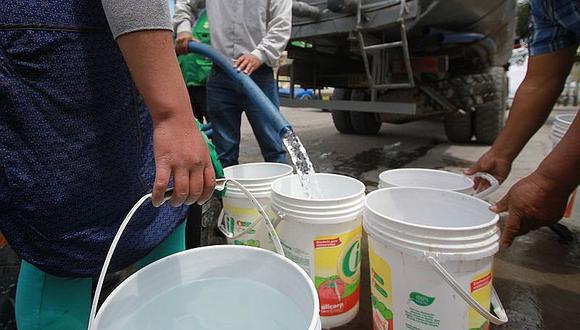 12 mil usuarios de Paucarpata continuarán sin agua