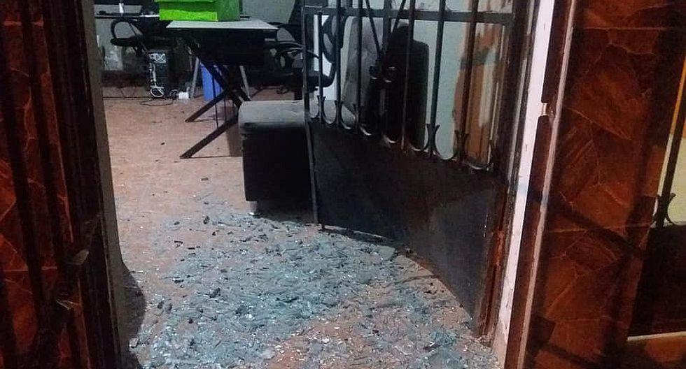 Desconocidos detonan explosivo en vivienda