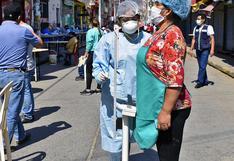 289 comerciantes del Mercado Modelo dieron positivos al coronavirus