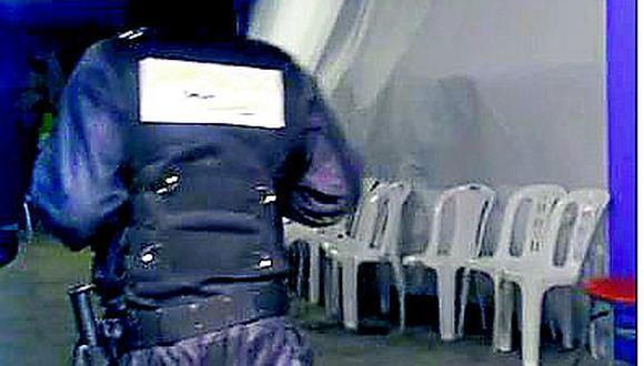 Intervienen a unas 50 personas reunidas  en boda evangélica en Pasco