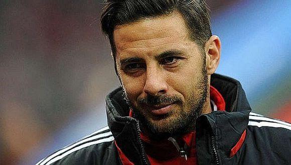 Pizarro confirmó que no se retirará porque desea jugar el Mundial Rusia 2018