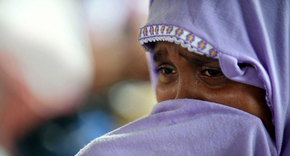 Mujeres rohingya fueron violadas en campos de Tailandia y Malasia
