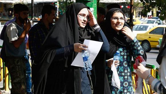 Irán vive ola de calor sin precedentes con temperaturas que llegan a 54 grados