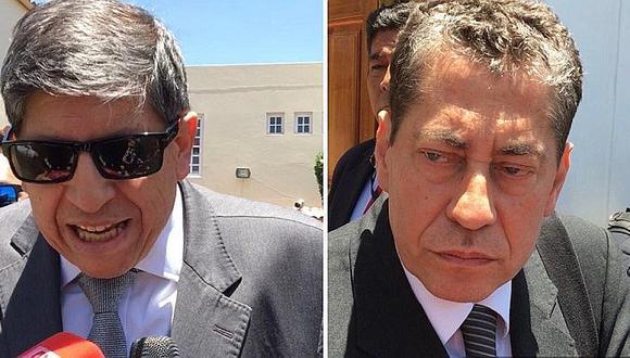 """Carlos Ramos: """"No creo que sea competencia de un fiscal pedir la nulidad de un fallo del TC"""""""