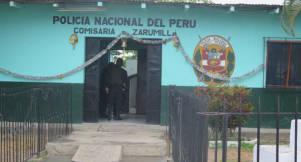 Un ecuatoriano cae por robo en Zarumilla