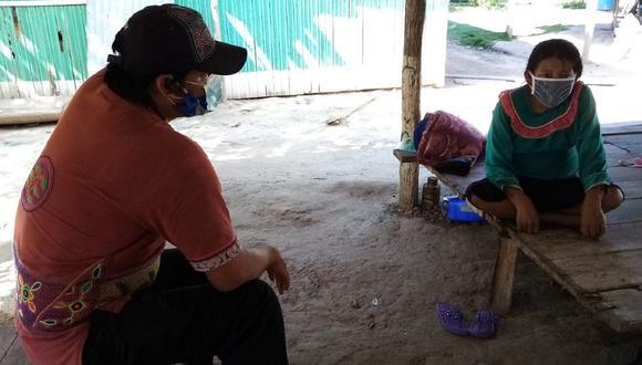 Ministerio de Cultura difunde microprogramas radiales en lenguas indígenas de la Amazonía sobre prevención y cuidados frente al COVID-19. (Foto Ministerio de Cultura)