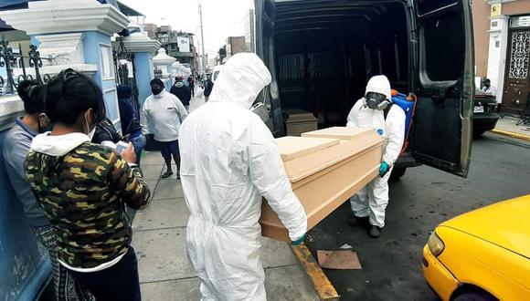 Sala Situacional da cuenta que víctimas mortales aumentaron a 7,762 en la región. Contagios, en tanto, incrementaron a 110,301.