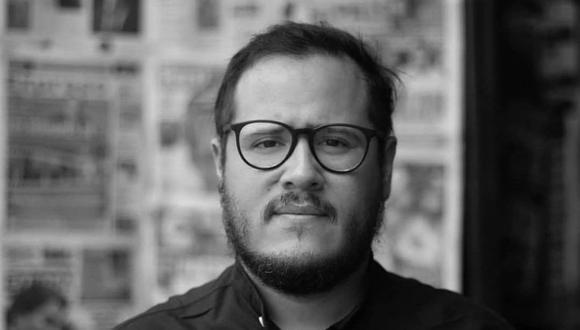 El periodista Martín Hidalgo tiene más de diez años cubriendo noticias en el Congreso de la República (Foto: Editorial Planeta)