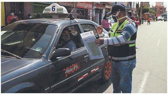 Alistan ordenanza para regular el uso de protector facial en Chimbote