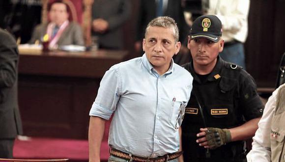 Antauro Humala cumple una condena de 19 años por los delitos cometidos durante el 'andahuaylazo'. (Foto: GEC)