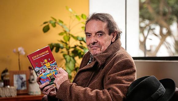 Fallece destacado sociólogo Gonzalo Portocarrero