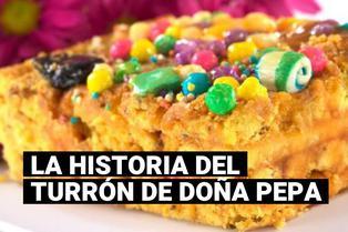 Turrón de Doña Pepa: ¿Un postre que nació por la devoción de una mujer?