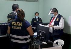 Falsificadores cobraban 35 soles por expedir certificados negativos de COVID-19 en Cusco