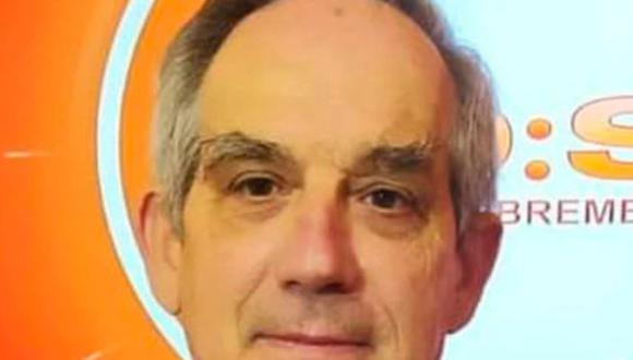 Óscar Javier Kerman (68) es oftalmólogo de profesión en Argentina. Actualmente se encuentra detenido por las denuncias en su contra. (Foto: captura de pantalla | Infobae)
