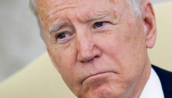 Imagen del presidente de Estados Unidos, Joe Biden. (BRENDAN SMIALOWSKI / AFP).